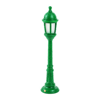 'Blow' Street Lamp - Green