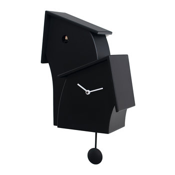 Jazz Time Cuckoo Clock - Black
