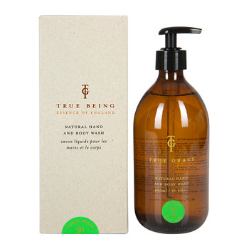 Burlington Hand and Body Wash - 500ml - Chesil Beach