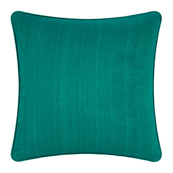 Silk Pillow - Jade - 45x45cm