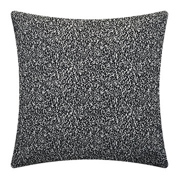Cotton Pixel Mono Pillow - 40x40cm