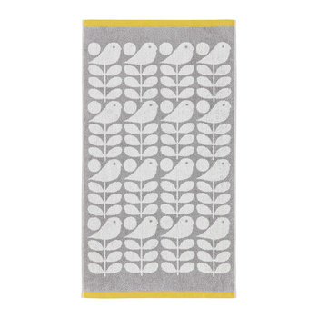 Early Bird Towel - Granite
