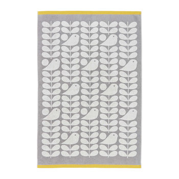 Serviette Early Bird - Granite