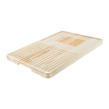 Large Ash Wooden Chopping Board