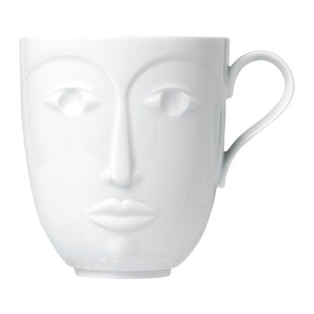 Objects to a Muse Hot Mug - White