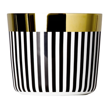 Sip of Gold Champagne Goblet - Ca d'Oro - Vertical Stripe