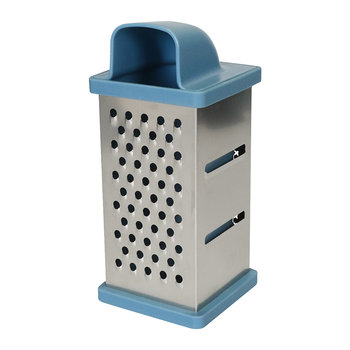 Four Sided Grater - Blue