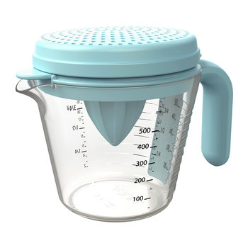 Measuring Pitcher 4 Piece Set - Blue