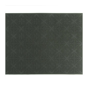Rectangular Urban 01 Placemat - Pepper Gray