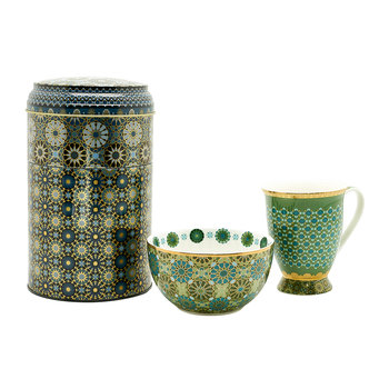 Mug and Bowl Box Set - Andalusia