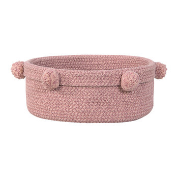 Tray Basket - Ash Rose