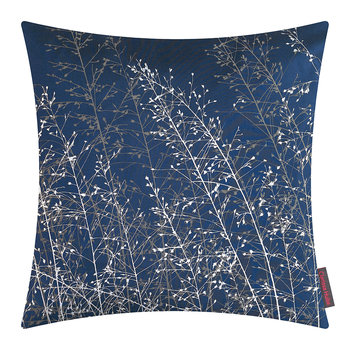 Grasses Pillow - Midnight/Storm/Silver - 45x45cm