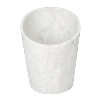 White Marble Wine Bottle Holder