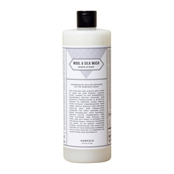 Norfolk Natural Living Wool and Silk Garment Care - Lavender