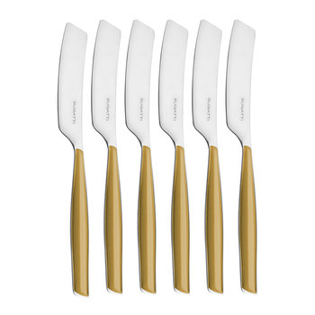 Glamour Spreaders - Set of 6 - Gold