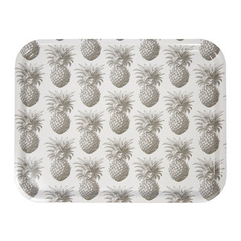 Pineapple Tray - Grey