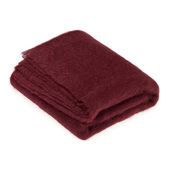 Mohair Throw - Vintage