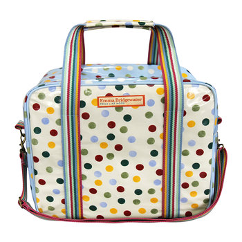 Polka Dot Cool Bag