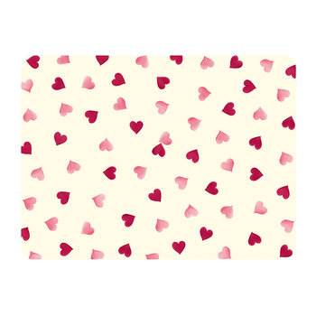 Pink Hearts Placemats - Set of 4
