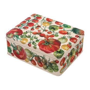 Veg Garden Rectangular Tin