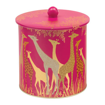 Giraffe Biscuit Barrel