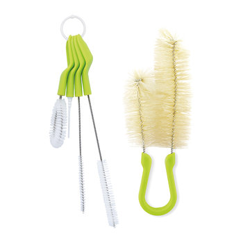 Bottle & Straw Brush Cleaning Set