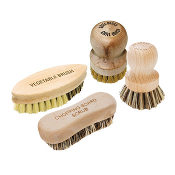 Kitchen Brush Set - Set of 4