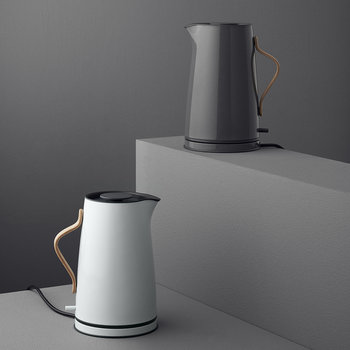 Emma Electric Kettle - Grey