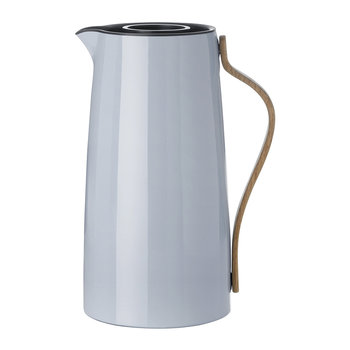 Emma Vacuum Coffee Pitcher - Blue