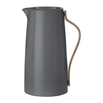 Emma Vacuum Pitcher - Gray