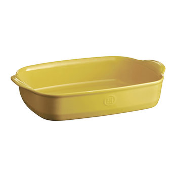 Small Ultime Rectangular Baking Dish - Yellow
