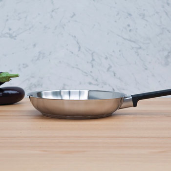 Ron Stainless Steel Frying Pan