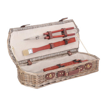 Barbeque Tool Basket Set