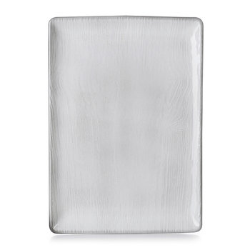 Swell White Sand Rectangular Plate