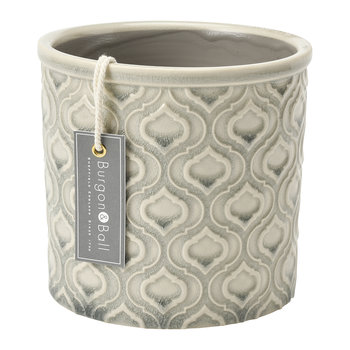 Venetian Indoor Pot - Grey