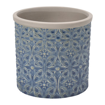 Porto Indoor Pot - Dark Blue