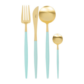 Goa Flatware Set - 24 Piece