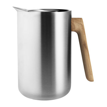 Nordic Kitchen Vacuum Pitcher - Stainless Steel