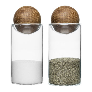 Nature Salt & Pepper Set