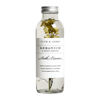 Bath Essence - 225ml - Geranium & Sweet Orange