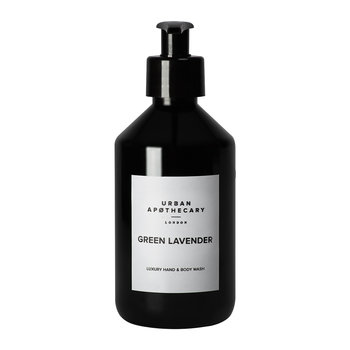 Luxury Hand and Body Wash - 300ml - Green Lavender