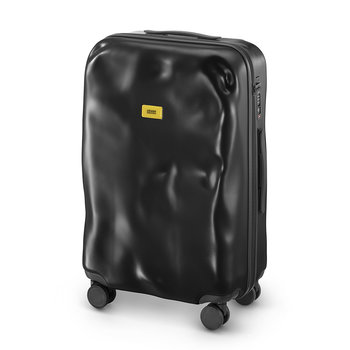 Icon Suitcase - Black - Medium