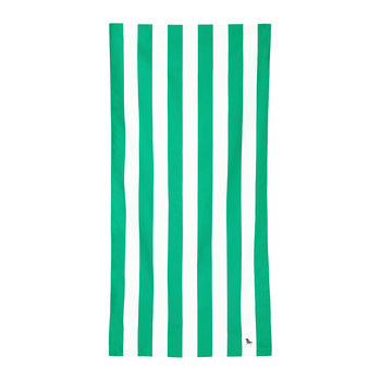 Cabana Beach Towel - Cancun Green