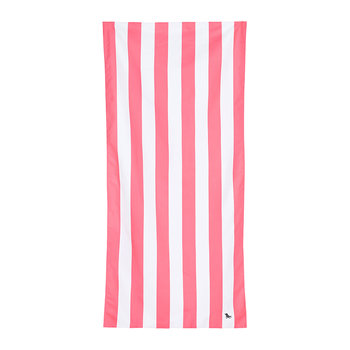 Cabana Light Beach Towel - Kuta Pink