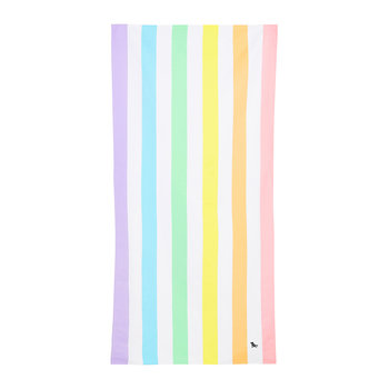 Summer Beach Towel - Unicorn Waves
