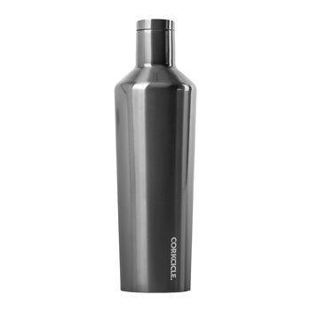 Metallic Collection Canteen - Gunmetal - 750ml