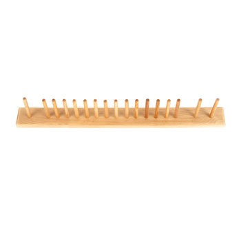 Maple Brush Rack