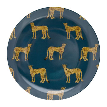 Cheetah Plate - Side Plate