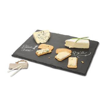 Slate Serving Board - 40x30cm