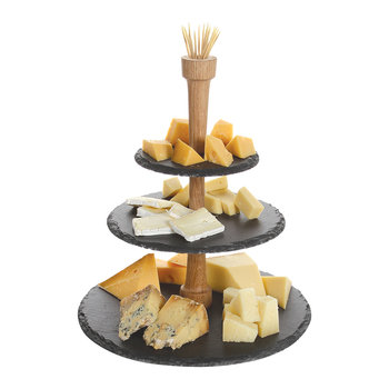 Party Tower Cheese & Tapas Server